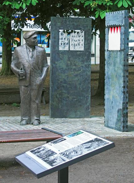 Wilhelm Kaisen Denkmal