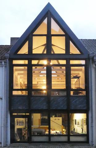 Atelierhaus - Franziskanerstraße 2