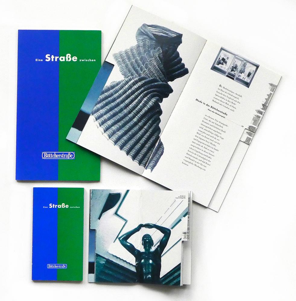 Corporate Design- Böttcherstraße