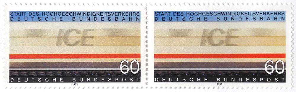 Briefmarke ICE